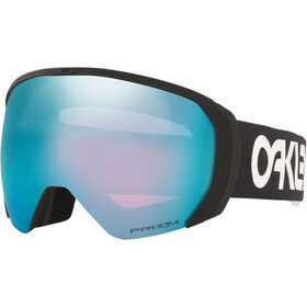 Oakley Flight Path XL Schneebrille Herren factory pilot black/prizm snow sapphire